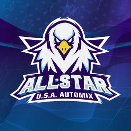 ALL STARS USA AUTOMIX (x12)