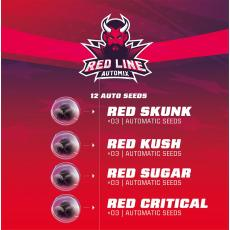 RED LINE AUTOMIX (x12)